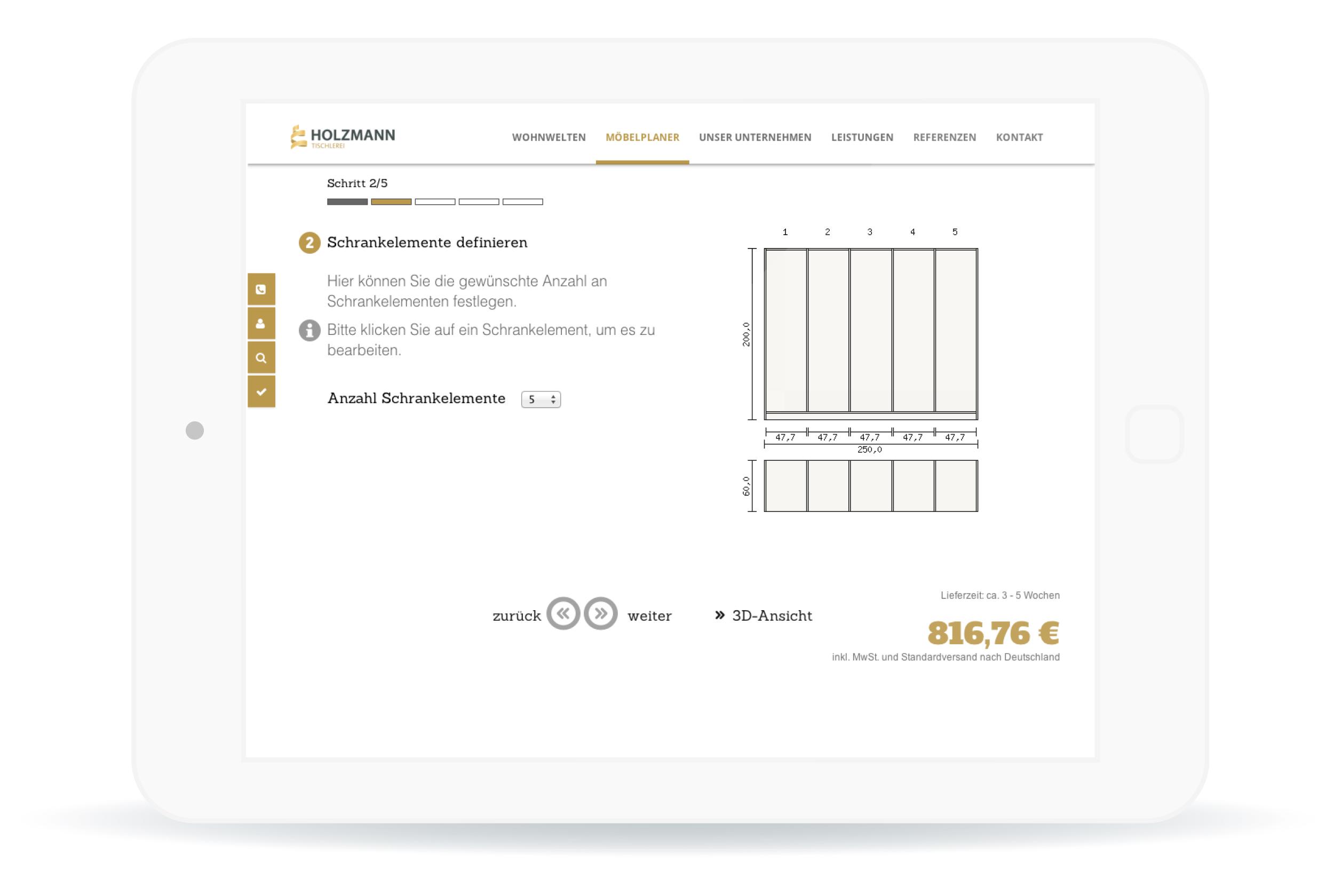 Möbeldesigner Deutschland möbelplaner für websites marketingtools software u